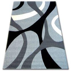 Teppich PILLY 7848 - Silber/anthrazit