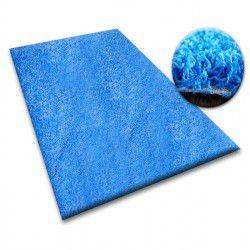 Teppichbode SHAGGY 5cm blau