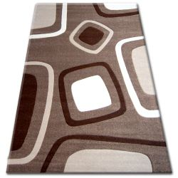 Teppich PILLY 7856 - mokka/cocoa