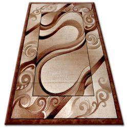 Teppich heat-set KIWI 4622 braun