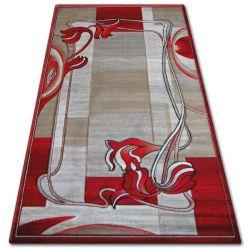 Teppich heat-set KIWI 3763 rot