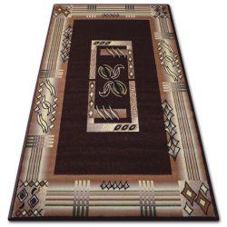 Teppich heat-set PRIMO 5123 braun
