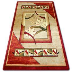 Teppich heat-set PRIMO 5197 rot