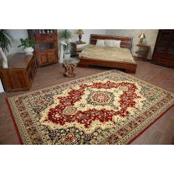 Teppich EDEN KRÓLEWSKI Purpur