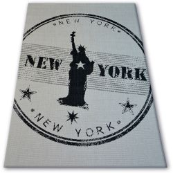 Teppich FLAT 48175/060 SISAL - NEW YORK