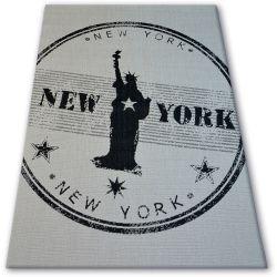 Teppich FLAT 48175/060 - NEW YORK
