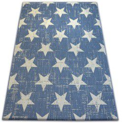 Teppich FLAT 48648/591 - Stern