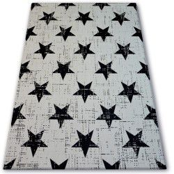 Teppich FLAT 48648/960 SISAL - Stern