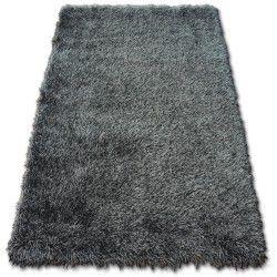 Teppich LOVE SHAGGY Modell 93600 schwarz