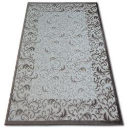 Teppich ACRYL YAZZ 3765 Dunkelbeige/Hellbeige
