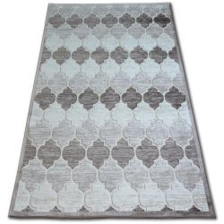 Teppich ACRYL YAZZ 3766 Dunkelbeige/braun